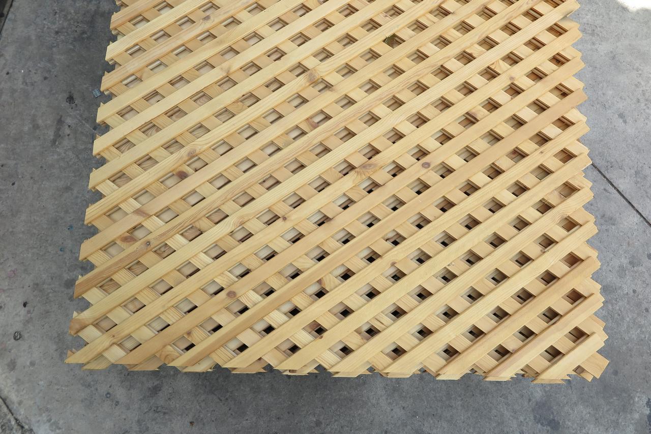 אדיר גדר רשת מעץ, סבכה, משרבייה EL-92